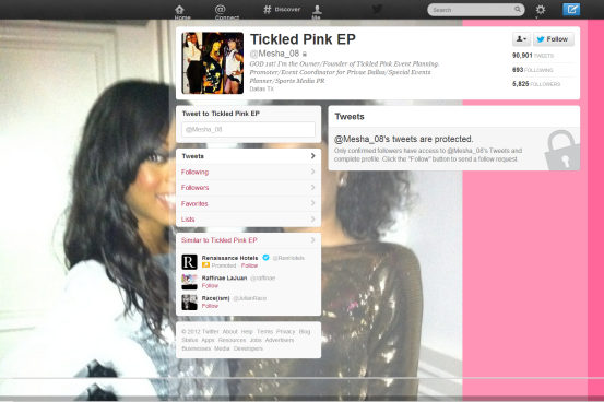 Tickled Pink EP  Mesha_08  on Twitter