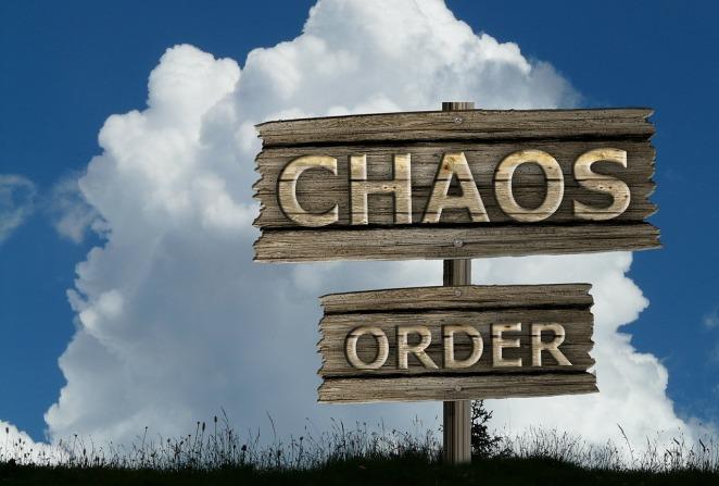 Chaos? Plan Ahead!