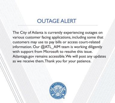 Atlanta Ransomware